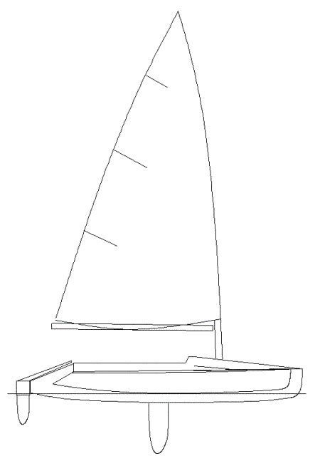 Sailing Catamaran Design Theory by Strike 15 Trimaran Performance Daysailer