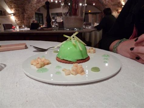 dessert d 244 me pomme smith sabl 233 breton picture of la source villeneuvette tripadvisor