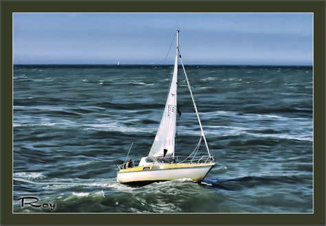 Zeilboot Oostende by Zeilboot En Zee Beregoede Combinatie Oostendse Gazette