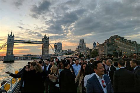 Party Boat East London by Kaitlin Zhang Attends East Meets West Uk China Summer Boat