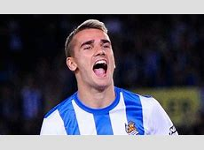 French forward Antoine Griezmann is a target for Monaco