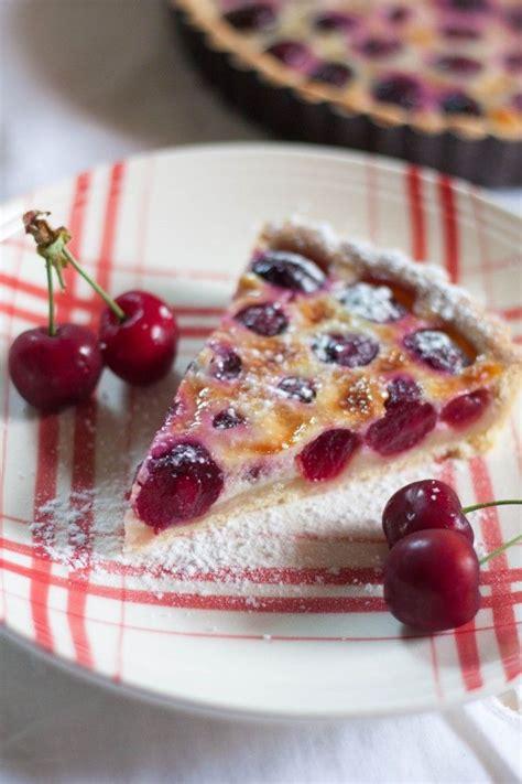 les 25 meilleures id 233 es de la cat 233 gorie tarte aux cerises sur recette de tarte aux