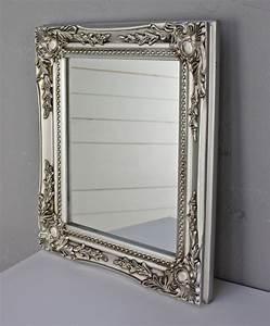 Wandspiegel Antik Silber : wandspiegel barock silber holz ~ Whattoseeinmadrid.com Haus und Dekorationen