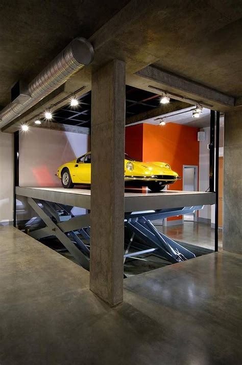 Best 25+ Underground Garage Ideas On Pinterest Car