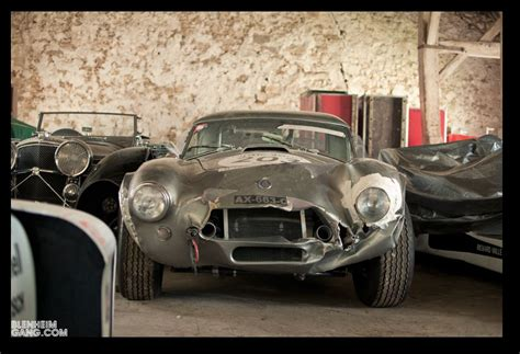 barn finds cars looks like a barn find race car collection in a barn in