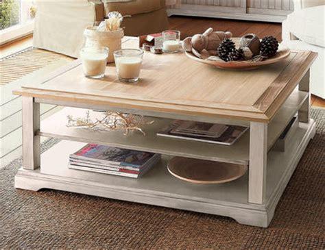 table basse la maison de valerie table basse carr 233 e berling ventes pas cher