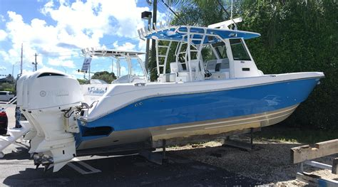 Everglades Boats Palm Beach Gardens by 2014 Everglades 355 Cc Power Boat For Sale Www