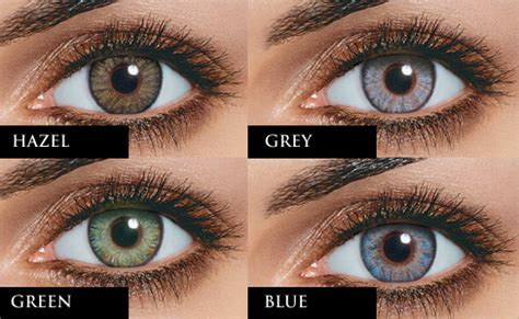 Prescription Contacts Halloween Uk by People Can Change Their Eye Colours With Coloured Lenses