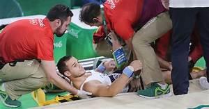 French Gymnast Samir Ait Said Breaks Leg at Olympics 2016 ...