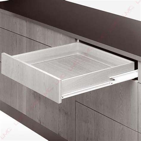 lmc coulisse de tiroir sortie totale 30 kg longueur 550 mm beige cou430550bc