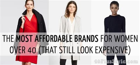 The Best Affordable Brands For Women Over 40 That Still