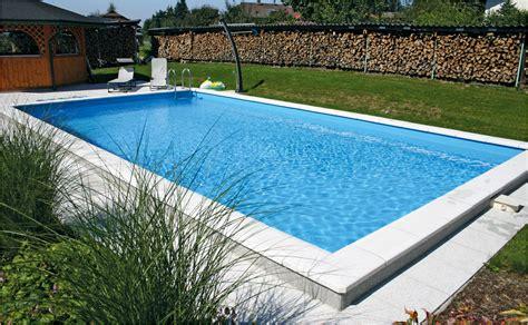 Pool Zum Einbauen Von Hornbach
