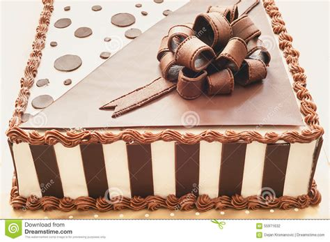 d 233 coration de g 226 teau de chocolat photo stock image 55971632