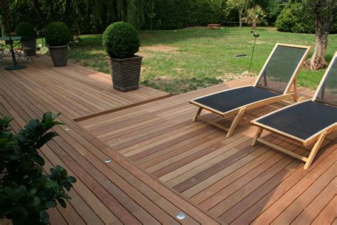comment r 233 aliser une terrasse en bois bricobistro