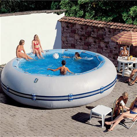 piscine hors sol gonflable zodiac