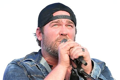 Lee Brice Planning To Record A Gospel Album With His Mama