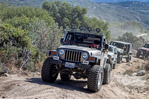 4 Wheel To Heal Brings Off-road Therapy