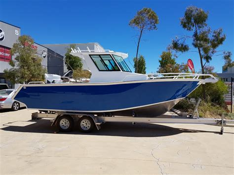 Buy Boats Online Perth by New Oceanic Fabrication 6 8m Center Cabin Power Boats