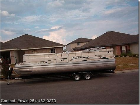 Boats For Sale By Owner In Killeen Texas by 2003 Triton 250 Platinum Pontooncats