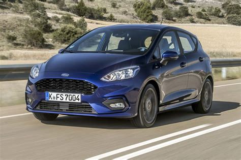 2018 Ford Fiesta Europeanspec Review Solid Improvements