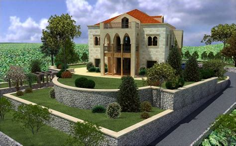 Villa Rimhala Is One Of The Lebanese Type Of Villa Triplex Interiors Inside Ideas Interiors design about Everything [magnanprojects.com]