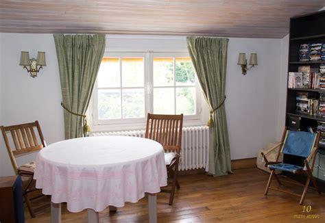 des rideaux pour une fen 234 tre trop dans le salon vid 233 o