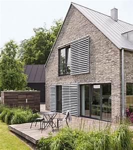 Holzfassade Streichen Preis : nat rliche materialien bild 5 sch ner wohnen ~ Markanthonyermac.com Haus und Dekorationen