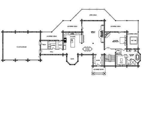 log home floor plan ponderosa log home floor plan casa grande