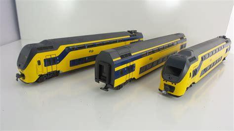 Speelgoed Ns Trein by Lima H0 149857 Driedelig Treinstel Irm Interregio