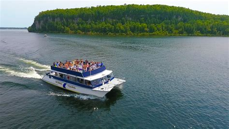 Sister Bay Boat Tours by Sister Bay Scenic Boat Tours Sister Bay