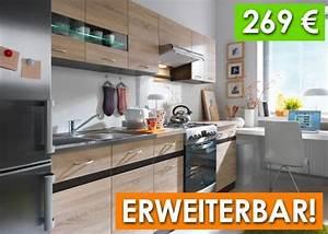 Komplett Küchen Günstig Kaufen : g nstige k chen online kaufen top einbauk chen ~ Markanthonyermac.com Haus und Dekorationen