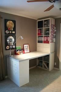 Schreibtisch Kinderzimmer Ikea : jeder kennt 39 kallax 39 regale von ikea hier sind 7 gro artige diy ideen mit kallax regalen diy ~ Markanthonyermac.com Haus und Dekorationen