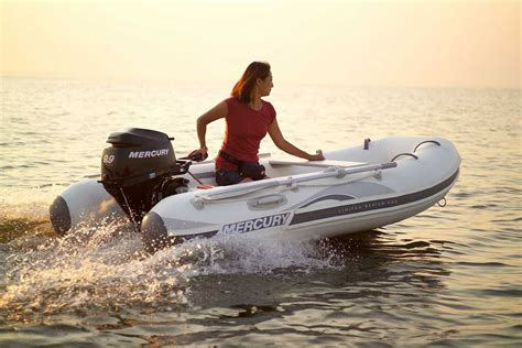 Inflatable Boat Dinghy by Dinghy Basics Boatus Magazine