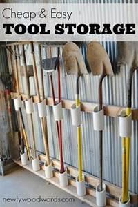 20 Brillantes astuces de rangement, pour un garage ...
