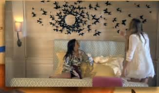 butterfly wall nest interior design