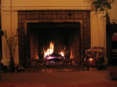 Fire Place :  Why We Really Love Fall