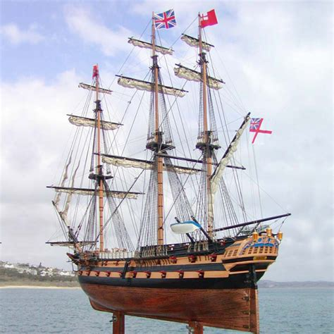 Boat Crew In Spanish by Wooden Ships Models Hms Serapis Model Ships For Sale