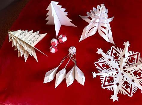 decoration de noel a fabriquer avec du papier visuel 8