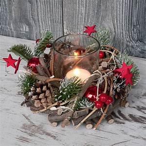 Adventskranz Rot Selber Machen : holzkranz mit deko windlicht advent adventskranz weihnachten holz glas rot gr n ebay ~ Markanthonyermac.com Haus und Dekorationen