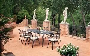 Gartenmöbel Aus Italien : garten sitzgarnitur mir sitzpolstern von emu lifestyle und design ~ Markanthonyermac.com Haus und Dekorationen