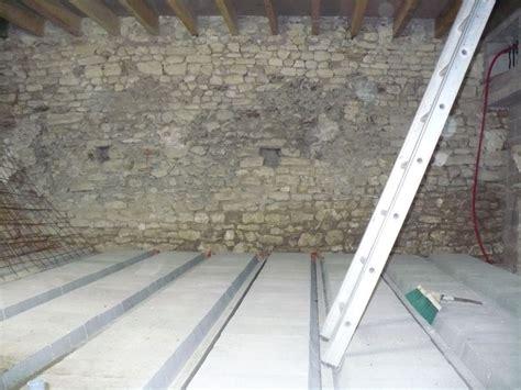 le plancher b 233 ton rdc quot de la grange 224 la maison