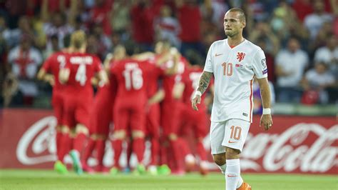 Concacaf World Cup Qualifying Standings by Turkey Hand Netherlands Deflating Loss In Euro 2016