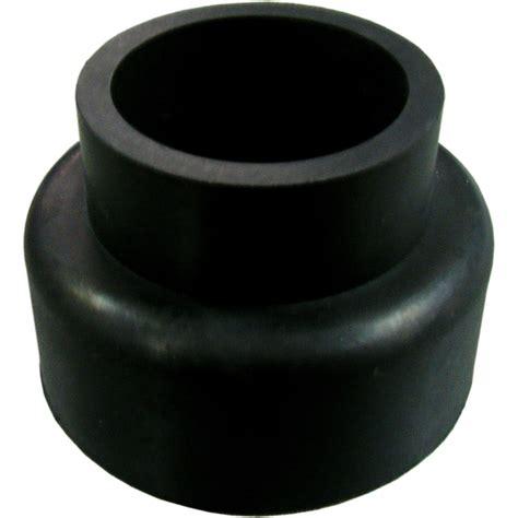 kinetic 50mm black rubber pan cone bunnings warehouse