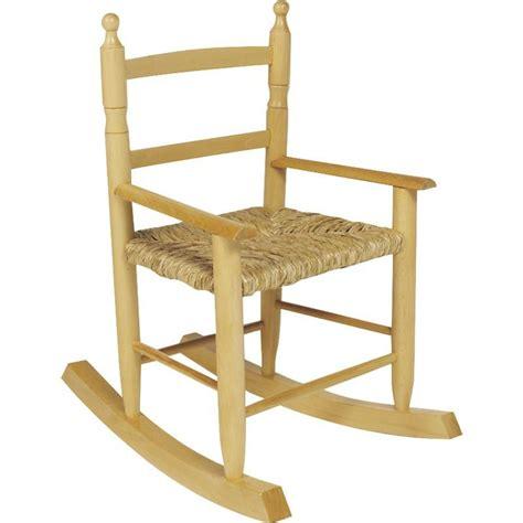 fauteuil 224 bascule pour enfant en h 234 tre
