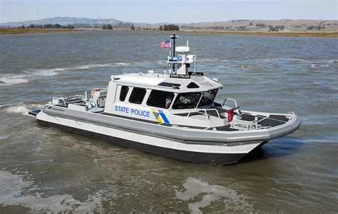 Police Airboat by Marine Services View Our Fleet New Jersey State Police
