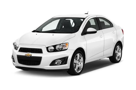 2016 Chevrolet Sonic Reviews And Rating