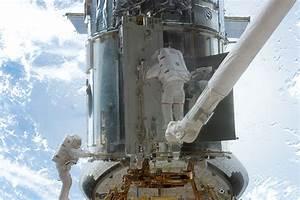 NASA to make final Hubble Space Telescope service call ...