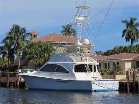High Performance Ocean Boats by 2002 Ocean Yachts Super Sport Power Boat For Sale Www