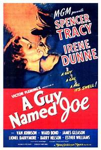 A Guy Named Joe Movie Poster (#1 of 2) - IMP Awards