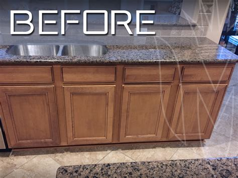 How To Clean Oak Kitchen Cabinets